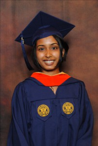 Graduation Picture_Aditi